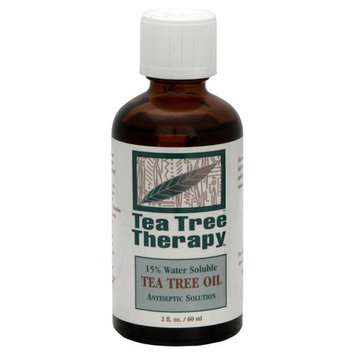 Tea Tree Therapy Antiseptic Solution, Tea Tree Oil - 2 fl oz