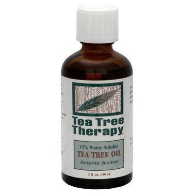 Tea Tree Therapy Antiseptic Solution, Tea Tree Oil - 2 fl oz