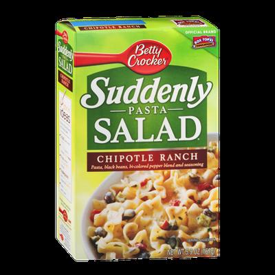 Betty Crocker Suddenly Pasta Salad Chipotle Ranch
