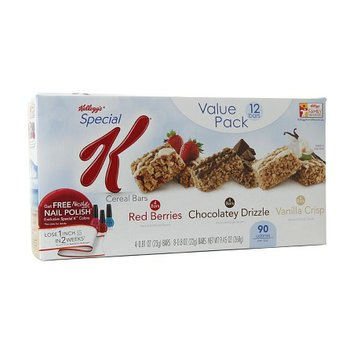 Special K Bars Bars (6 boxes) Variety Pack