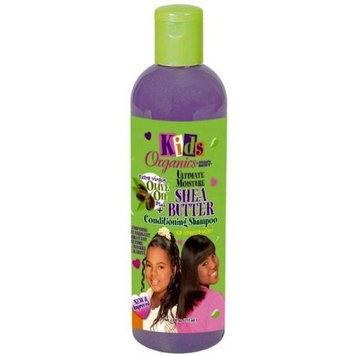 Africa's Best Africas Best Kids Organics Shampoo Shea Butter 12oz
