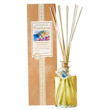 Get Fresh - Memories Of Positano Orange Blossom Fragrance Reed Diffuser
