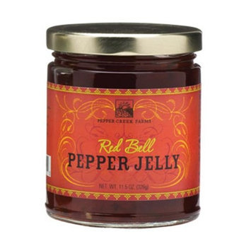Pepper Creek Farms 1C Red Bell Pepper Jelly - Pack of 12