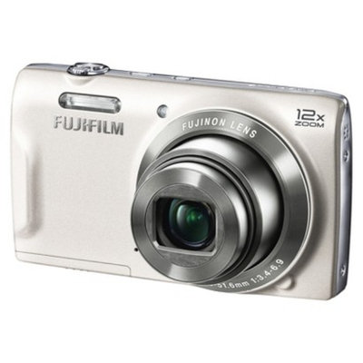 Fujifilm FinePix T550 16MP Digital Camera with 7.2x Optical Zoom -