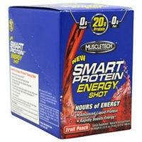 Smart Protein Energy Shot Fruit Punch Muscletech 6-2.5 fl oz Box