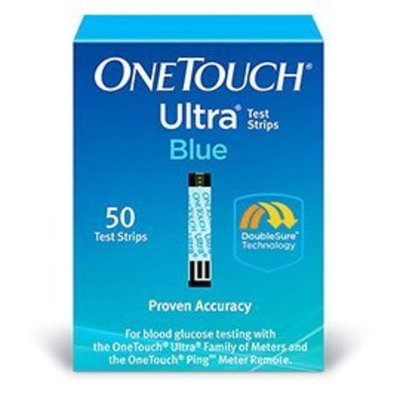 LifeScan One Touch Ultra Test Strips