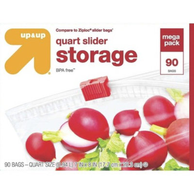 up & up Slider Storage Bags