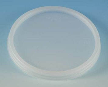 WINCUP FL6NV Disposable Lid, Non-Vented, Transl, PK1000