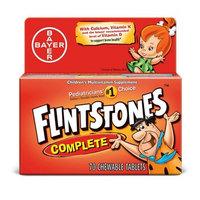 Flintstones Complete Multivitamins Supplement Mixed Fruit Chewable