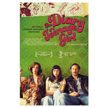 Diary of a Teenage Girl [UltraViolet] DVD