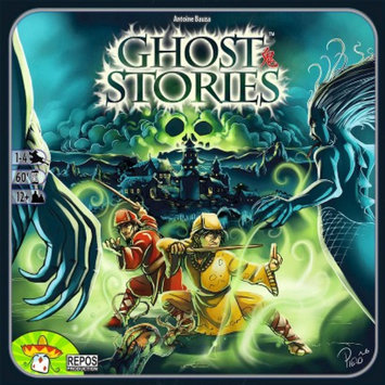 Asmodee Ghost Stories Board Game