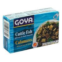 Goya Calamares En Su Tinta, 4-Ounce Units (Pack of 25)
