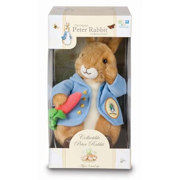World of Beatrix Potter Collectible Peter Rabbit