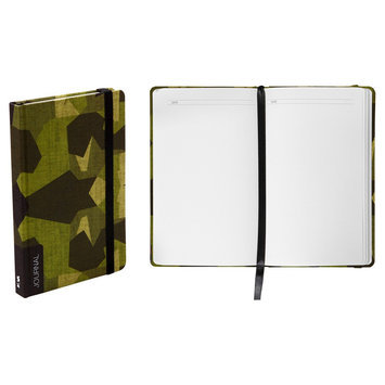 Blank Journal Nava Camo 1 Multi-colored, Camoflage