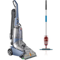 Hoover MaxExtract Multi-Surface Deep Cleaner with Your Choice of Bonus Stick/Handheld Vacuum