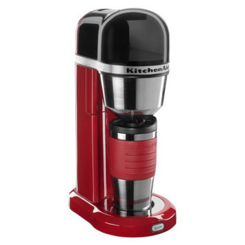 KitchenAid 4-Cup Personal Coffee Maker- Empire Red KCM0402