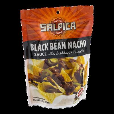 Salpica Black Bean Nacho Sauce