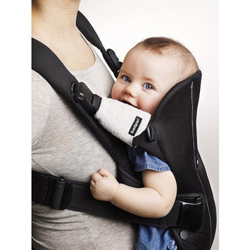 BABYBJORN BABYBJÖRN Baby Carrier WE - Black Cotton