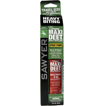 Sawyer Products Premium MAXI-DEET Insect Repellent