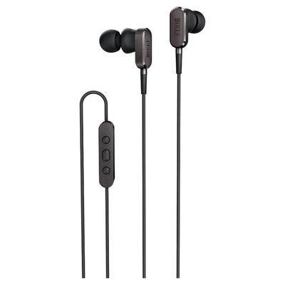 KEF M100 Hi-Fi Earphones - Titanium Grey