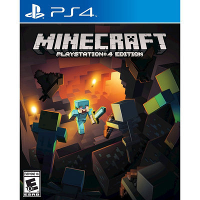 Mincecraft PRE-Owned (PlayStation 4)