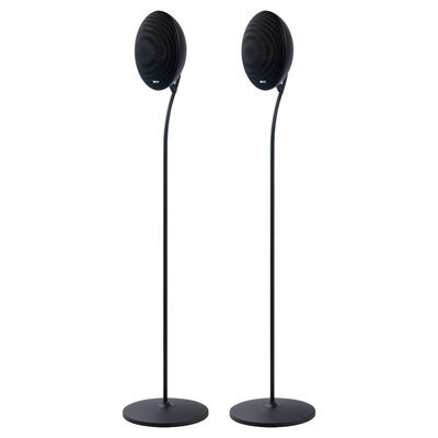 Kef EFLOORSTAND-BLK Wall Brackets TV & Hi-Fi Speakers