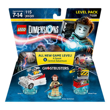 Warner Brothers Wb Games - Lego Dimensions Level Pack (ghostbusters)