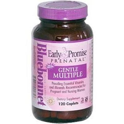 Bluebonnet Early Promise Prenatal Gentle Multiple Caplets, 120 Count