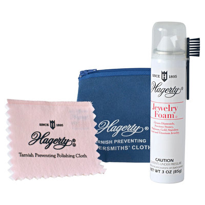 Hagerty Clean and Store Jewelry Care Collection
