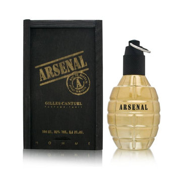Arsenal Homme Gold by Gilles Cantuel for Men