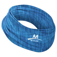 Mission Athletecare Mission Enduracool Multi-Cool Space Dye, Blue