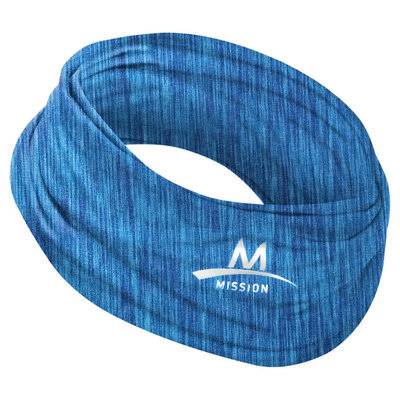 Mission Athletecare Mission Enduracool Multi-Cool Space Dye, Blue