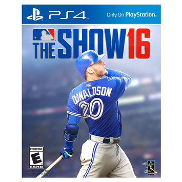 Sony Mlb: The Show 16 - Playstation 4