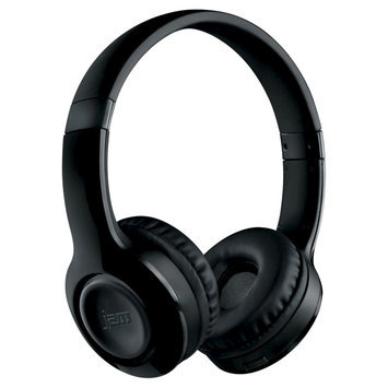 Homedics JAM Transit Lite Headphones - Black