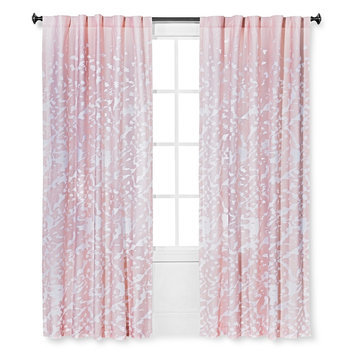 Sabrina Soto Playa Curtain Panel - Blush - 54x84