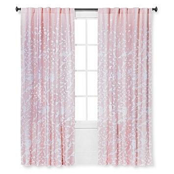 Sabrina Soto Playa Curtain Panel - Blush - 54x84