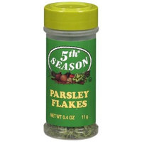 5Th Season: Parsley Flakes, .4 oz