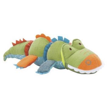 Skip Hop Giraffe Safari Twist and Smile Plush Toy - Crocodile