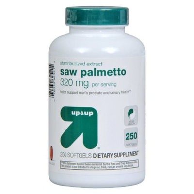 up & up up&up Saw Palmetto 320 mg Softgels - 250 Count
