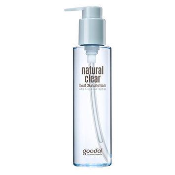 Goodal Natural Clear Moist Cleansing Foam - 5 oz.