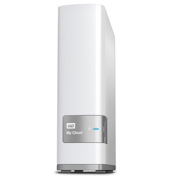 WD My Cloud 6TB Personal Cloud Storage - NAS (WDBCTL0060HWT-NESN)