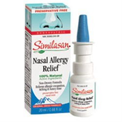 Similasan Nasal Allergy Relief - 0.68 fl oz