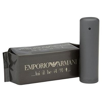 Emporio Armani By Giorgio Armani For Men. Eau De Toilette Spray 1.7 Ounces