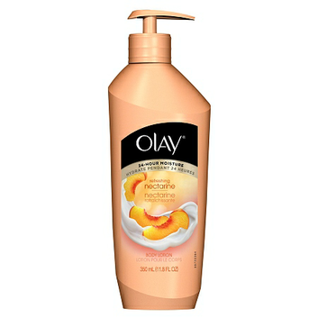 Olay Body Lotion Refreshing Nectarine