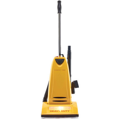 Carpet Pro Heavy Duty Household Bag Upright Vacuum, CPU-1T