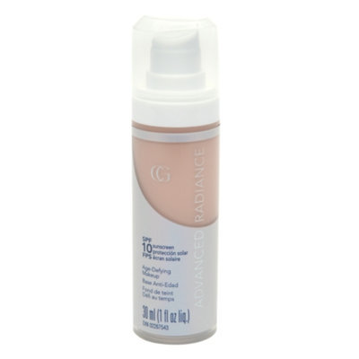 COVERGIRL Advanced Radiance SPF 10 Age-Defying Makeup
