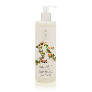 Cedar Woods by Woods of Windsor Hand Body Lotion