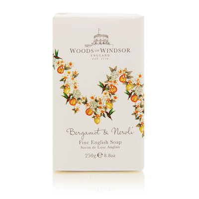 Bergamont Neroli by Woods of Windsor Bar Soap