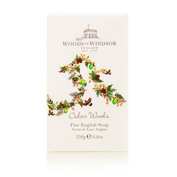 Cedar Woods by Woods of Windsor Bar Soap