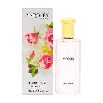 Yardley By Yardley English Rose Edt Spray 4.2 Oz (New Packaging)